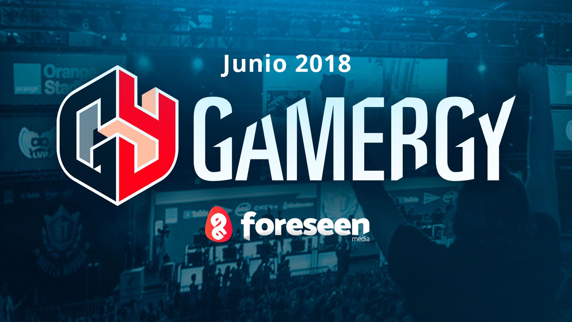 IX edición de Gamergy 2018