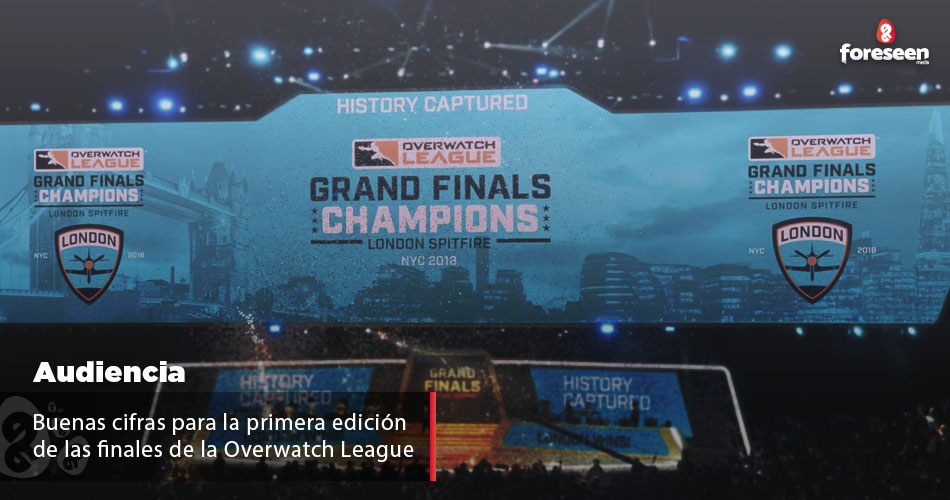 Finales Overwatch League